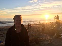 Solo travel to Santa Barbara California