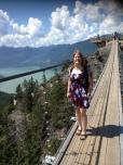 Near Vancouver: sea to sky Gondola