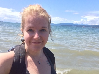 Beach day In vancouver