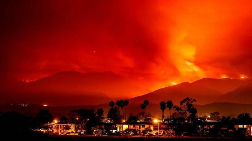 My thoughts on the California Wildfires