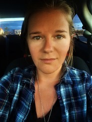 Before Work selfie