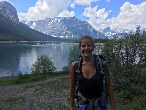 Hiking in Alberta